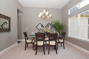 Rolwes Homes I Dining Room